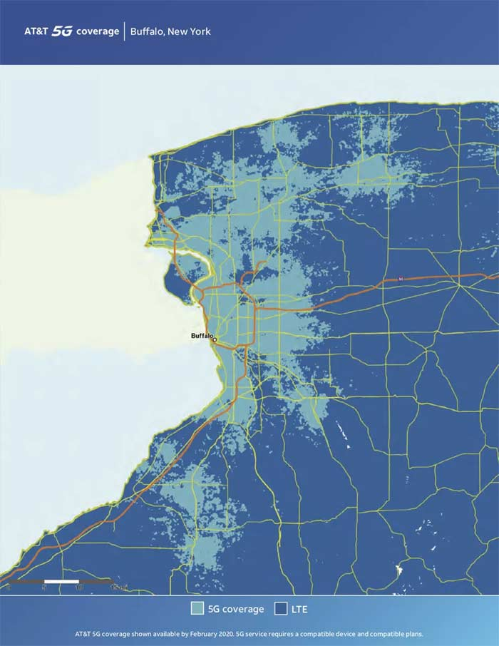 Buffalo 5G Coverage
