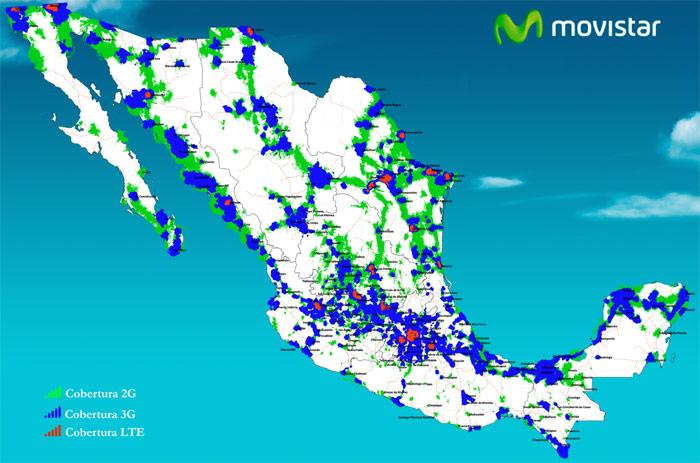 Movistar Coverage