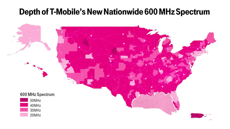 T-Mobile 600 MHz